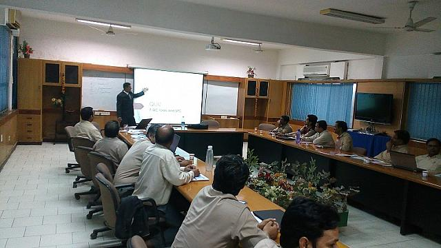 7 QC Tools and SPC Training | Day-One | 19 Nov. 2015