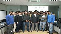 Glimpses | 7 QC Tools and SPC Training | 04 Jan. 2016