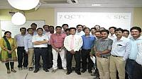 Glimpses | 7 QC Tools and SPC Training | Kolkata | 16.03.2016